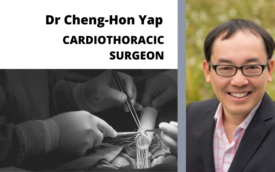 Live Cardiothoracic Surgery Procedures With Dr Cheng Hon Yap Medd
