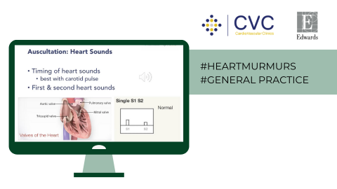 Heart Murmurs in General Practice with Dr Yohan Chacko CVC CardioVascular Clinics